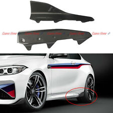Carbon Fiber Side Skirts Panel Splitter M Performance for BMW M2 F87 2014 - on