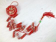 58 cm Chinese Red M artificielle DECO pétards mariage fête d'anniversaire japonais