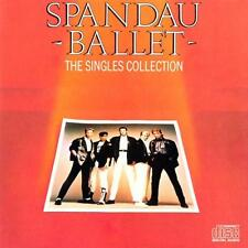 SPANDAU BALLET - The Singles Collection (CD 1985) USA Import EXC