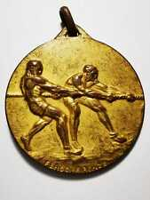 Medaglia OND campionato nazionale tiro alla fune Corrado Feroci Silpa Bhirasri