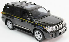 R/C 1/14 Radio Control Truck TOYOTA LAND CRUISER Lexus Lx W/ LED Lights -USED-