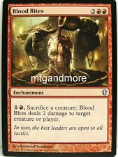 Magic Commander 2013 - 4x Blood Consejo