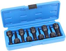 Innen Torx Nüsse T20-T70 Steckschlüssel Satz Werkzeug Set Schlagschraubernüsse