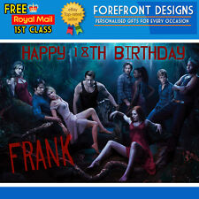 Personalised True Blood (TV Series) Birthday Greeting Card A5