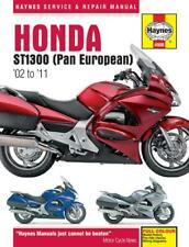 Honda ST1300 Pan European 2002-2011 Haynes Workshop Manual Service Repair