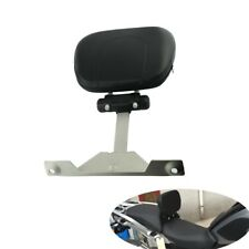 Motorcycle Rider Seat Driver Back Rest Pad Fit For BMW R1200GS ADV 2013-2016