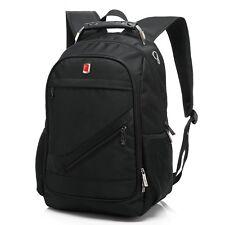 Black Laptop Backpack with Tablet/ eReader Pocket - 2060 School Bag
