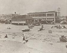 "NEWPORT BEACH Dory Fish Market VINTAGE Photo Print 963 11"" x 14"""