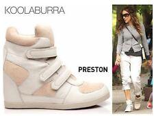 Koolaburra Preston II Sneaker Wedge stone Size 11