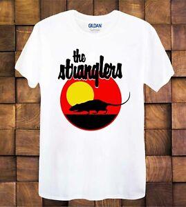 THE STRANGLERS T SHIRT PUNK ROCK TEE TOP  Ladies / Unisex Tee Top 708