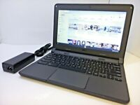 """Dell P22T 11.6"""" Chromebook Laptop Intel 2955U 2.1GHz - 4GB - 16GB SSD HDMI 2.89L"""