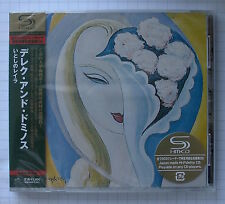 Derek and the dominos-Layla GIAPPONE SHM CD OBI NUOVO! UICY - 90753 SEALED