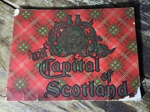 The Capital Of Scotland Paperback Book 1943