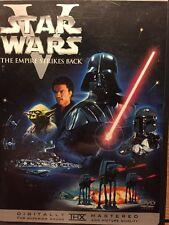 STAR WARS  EPISODE V: EMPIRE STRIKES BACK (DVD,2004,WIDESCREEN)