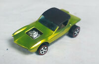 Restored Hot Wheels Redline - 1968 - Python - Anti Freeze
