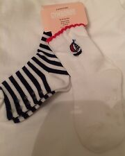 NWT Gymboree 2 Pair Of Socks Size 18-24 Months