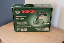 Bosch PTK 3.6 LI Cordless Staple Gun - Green