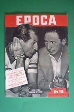 EPOCA 1952 EVITA PERON VOTO MSI ELETTORALE SICILIA FESTIVAL CINEMA CANNES PIOLA