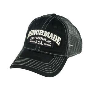 Benchmade Solid Steel Black Hat, Black 50014