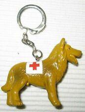 Deutsches Rotes Kreuz DRK Rettungshund Schlüsselanhänger Keychain NEU (A62v)