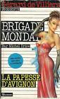 MICHEL BRICE LA PAPESSE D'AVIGNON BRIGADE MONDAINE 117