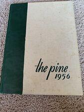 1956 The  Pine, William Smith College  Geneva, New York Yearbook
