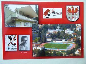 Stadionpostkarte, Stadio Giampiero Combi, Merano, FC Merano, Nr. RW 287