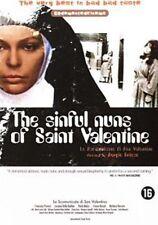 The Sinful Nuns of Saint Valentine NEW PAL Classic DVD