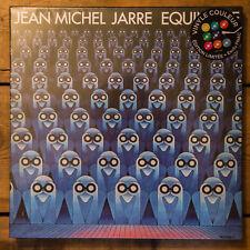 Jean Michel Jarre - EQUINOXE (LP // LTD BLUE // SEALED)