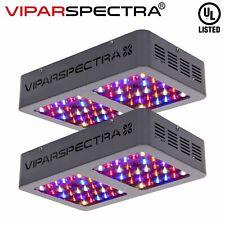 VIPARSPECTRA Reflector-Series 2pcs 300W LED Grow Light Indoor Plants VEG Flower