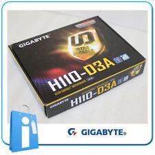 Placa base ATX H110 GIGABYTE H110-D3A Socket 1151 con Accesorios