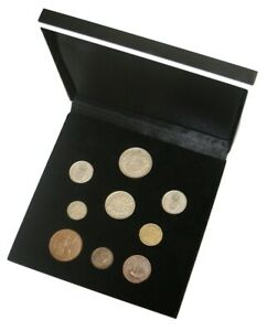 1954 Complete British Coin Birthday Year Set in a Quality Presentation Case