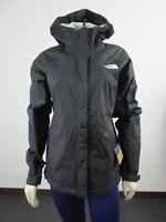 NWT Womens The North Face Venture Waterproof Dryvent Hooded Rain Jacket - B/W