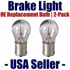 Stop/Brake Light Bulb 2pk - Fits Listed Subaru Vehicles - 1073