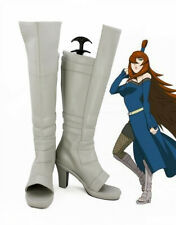 Naruto Terumi Mei NINJA Cosplay Kostüme Costume Schuhe Shoes boot Stiefel