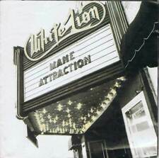 White Lion - Mane Attracton. CD