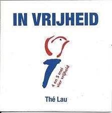 THÉ LAU - In vrijheid 3TR CDS 2005 / The Scene