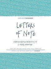 Letters of Note: Correspondence Deserving of a Wider Audience by Canongate Books Ltd (Hardback, 2013)