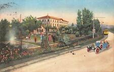 3678) MONTEORTONE (ABANO, PADOVA) ANTICO STABILIMENTO GIACON, TERME VG NEL 1929.