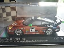 PORSCHE 911 GT3 CUP EDITION LIMITEE 1/43