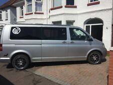 VW Transporter T5 shuttle 9 seater 1.9 tdi LWB 2004