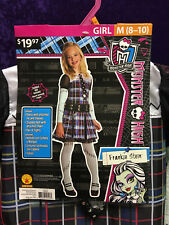 Monster High Frankie Stein Girls Costume M