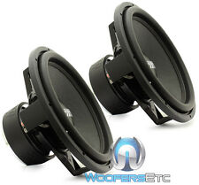 "(2) SA-15 D2 SUNDOWN AUDIO 15"" SUB 1500W DUAL 2 OHM SUBWOOFERS BASS SPEAKERS NEW"