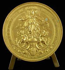Médaille 63 mm Allgemeine Deutsch Patent Frankfurt am Main 1881 Allemagne medal