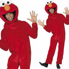"Official Seseme Street Elmo Fancy Dress Costume - Medium  38""-40""...."
