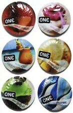 100 Pack - Flavored Condoms  - New - Assorted Flavors - Expires 10/31/2024