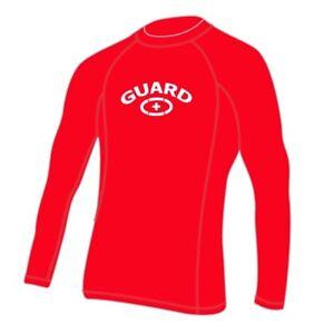 Adoretex Men's Guard Rashguard UPF 50+ Swimwear Swim Shirt