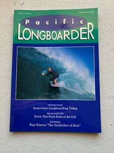 Pacific Longboarder Volume 1 Number 1