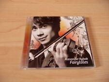 CD Alexander Rybak - Fairytales - 2009 - ESC Winner