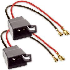 1326-01 Lautsprecher Adapterkabel passend für Renault alle Modelle